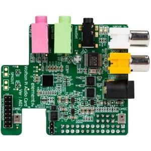 Raspberry Pi DACs
